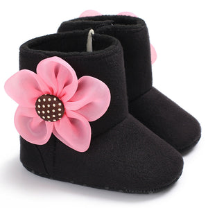 Soft Sole Snow Booties