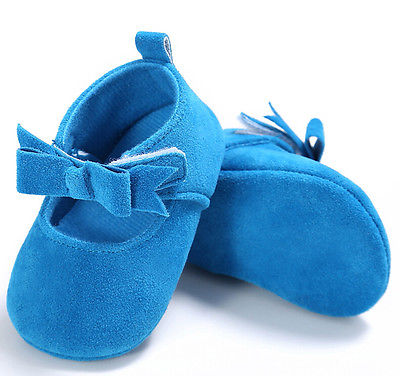 Mercedes baby shoes