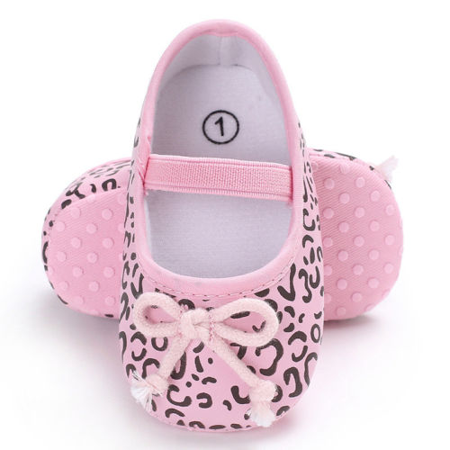 Pink Cheetah Shoes