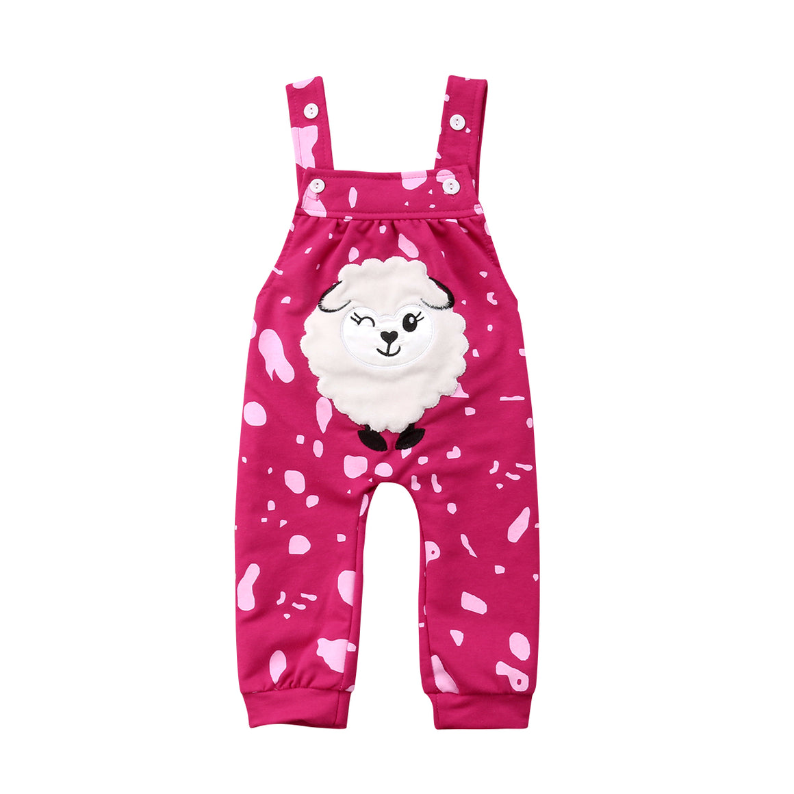 Little Sheep Overalls