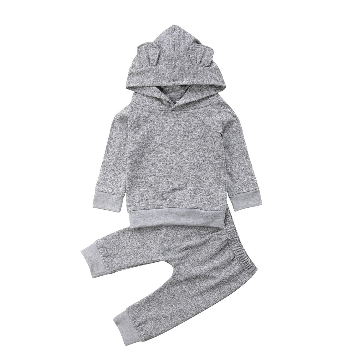 Kindred Hoodie Set Gray