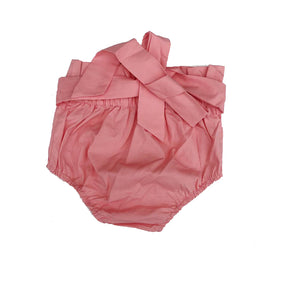 Pink Knot Detail Bloomers