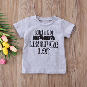 Toddlers Ain't no Mama Tee