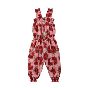 Rose Banded Jumpsuit