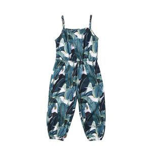 Tropical Jumpsuit 2 Styles