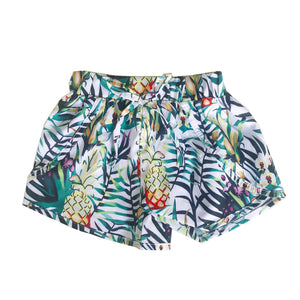 Rainforest Flowy Shorts