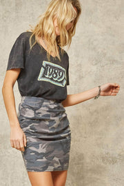 1989 Stone-Washed Vintage Graphic Tee - ShopPromesa