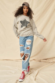 Rock Star Vintage Graphic Sweatshirt - ShopPromesa