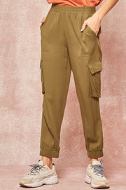 Walk the Talk Cargo Jogger Pants - ShopPromesa