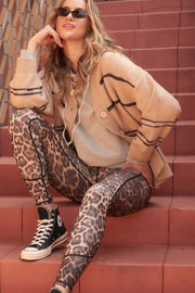 Animal Style Leopard-Print Leggings - ShopPromesa
