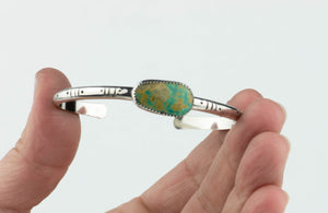 Turquoise Stacking Cuff #6