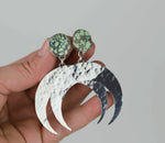 Crescent Moon Earring #8