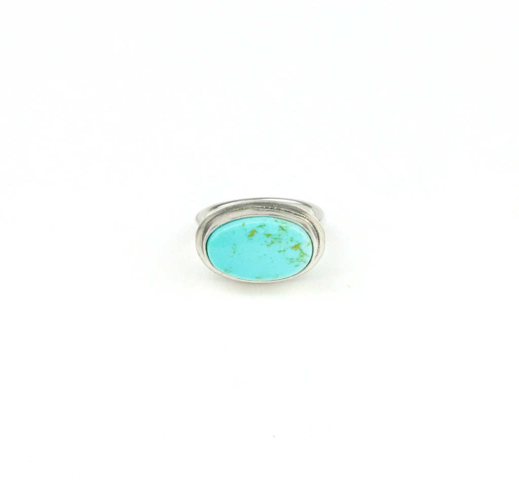 Sierra Nevada Turquoise Ring #6