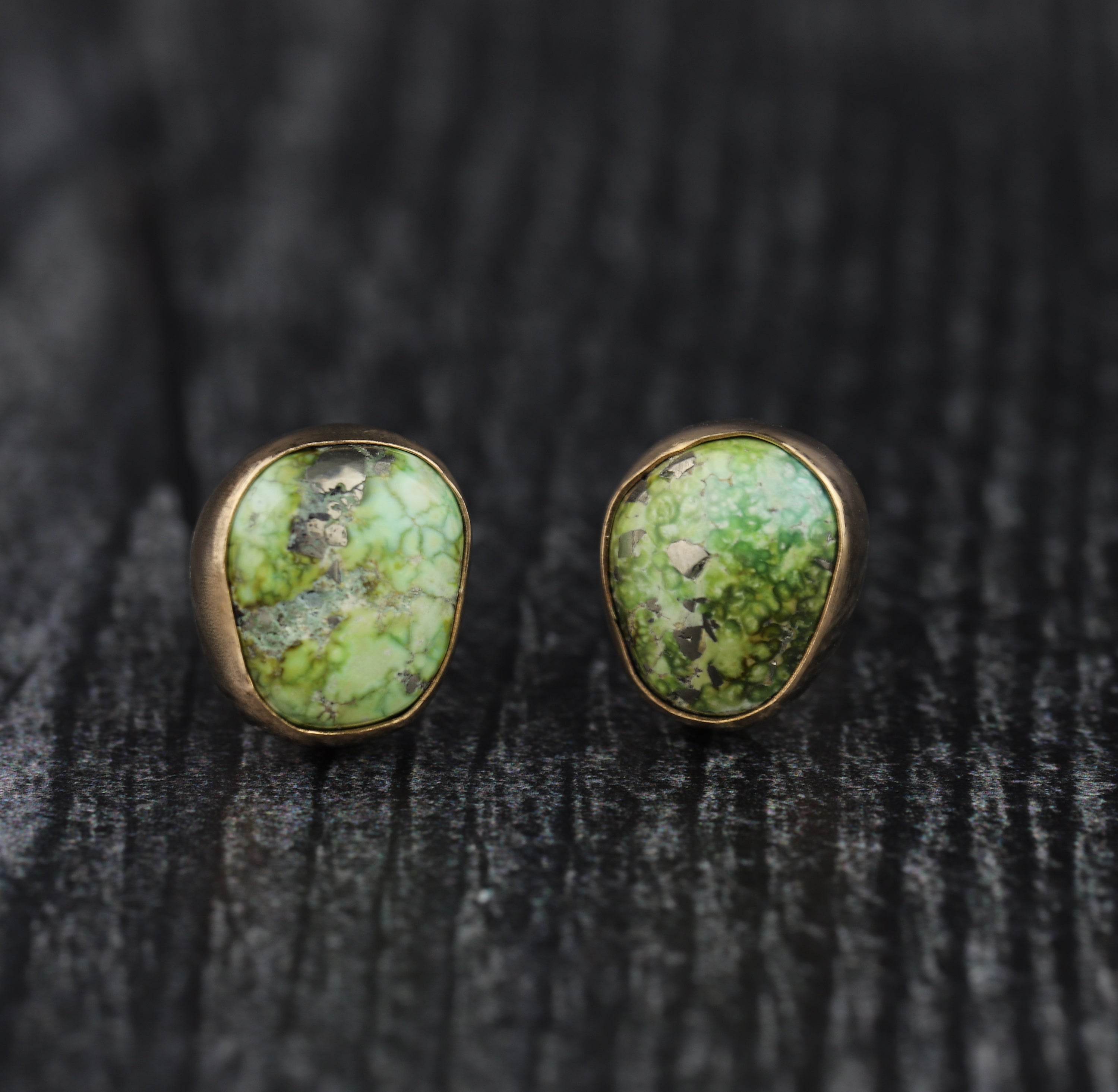 Sonoran Gold Studs No.16