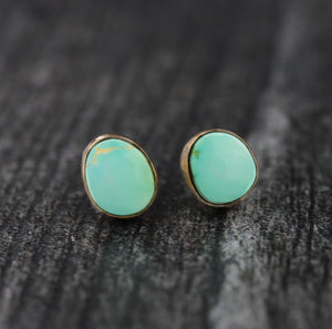Kingman Gold Studs No.19