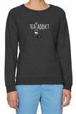 Tea addict - Dames Sweatshirt