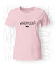 Wintermeisje - Dames T-shirt