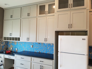 Gigantic Like-New Shaker Kitchen Cabinet Set w/ Softclose Dovetailed Drawers and Plywood Boxes