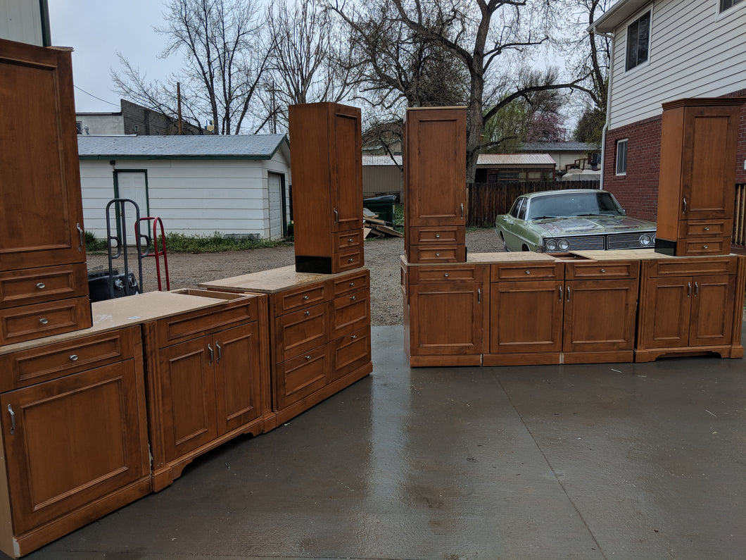 Stunning Vanity Cabinets for YOUR Master Bath Retreat! -$1950