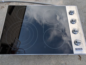 BRAND NEW Viking 30 Inch Electric Radiant Cooktop
