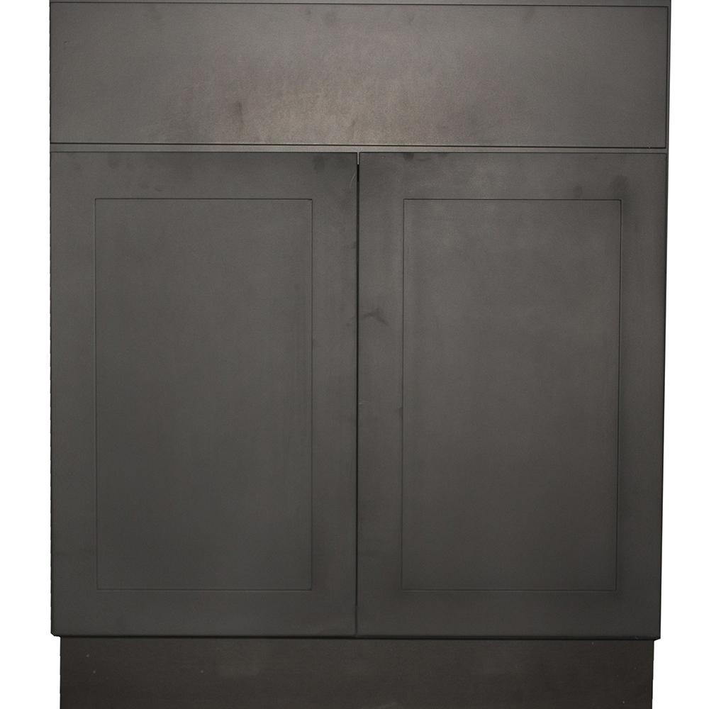 Heather's Door, stainless oven, black cooktop, and free white oven