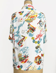 Doris Mayday for Loco Lindo - Vegas Baby Mens Sonny Shirt