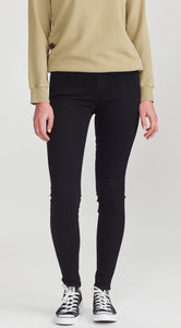 Junkfood Jeans Rocker Tall Black