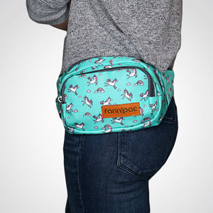 Over the Rainbow Unicorn Fanny Pack