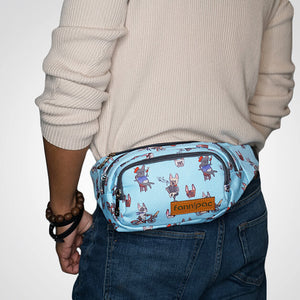 Oui Oui French Bulldog Fanny Pack