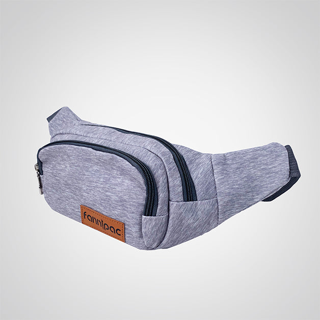 Heather Grey Fannipac