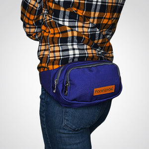 Royal Blue Fanny Pack