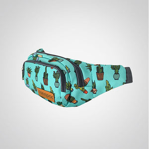 Desert Life Arizona Cactus Waist Bag
