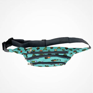 Desert Life Arizona Cactus Belt Bag