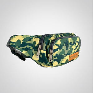 Can't See Me Camo Waist Bag