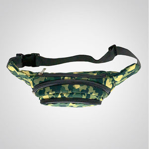 Can't See Me Camo Belt Bag