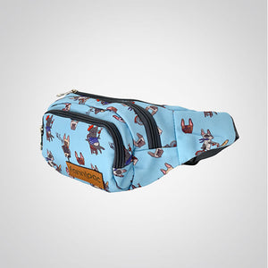 Oui Oui French Bulldog Bum Bag