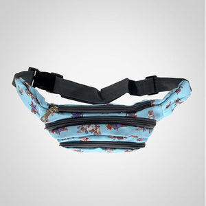 Oui Oui French Bulldog Waist bag