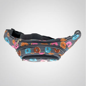 Diet Kryptonite in Grey Waist Bag