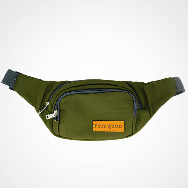 Military Green Fannipac
