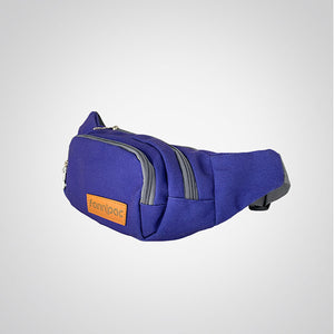 Royal Blue Belt Bags