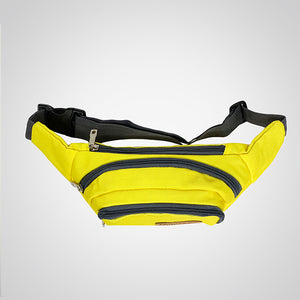 Yellow Waist Bag