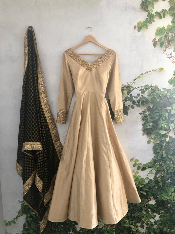Regal Bliss Anarkali (Off the Rack)
