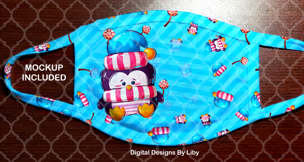 CHILLY WILLY (Center & Full Designs)