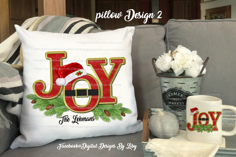 JOY MEGA BUNDLE (Mugs, Towels, Pillows & Mat)