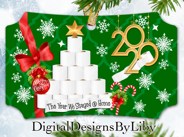 2020 XMAS TOILET PAPER-Rectangle, Benelux & Berlin Front & Back Designs
