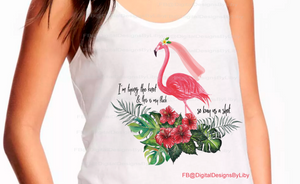 Bride and Her flock Bachelorette Party T-Shirt Design