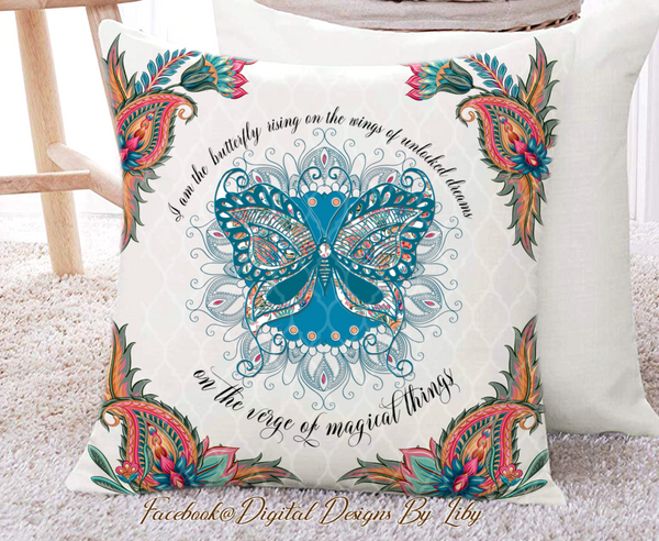BUTTERFLY MEGA BUNDLE (3 Designs for Mugs, T-Shirts/Pillows & More)