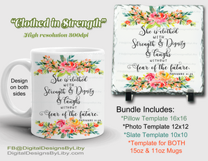 Clothed In Strength Mega Bundle