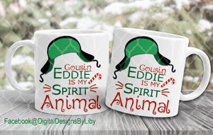 COUSIN EDDIE Design for shirts, mugs & more!