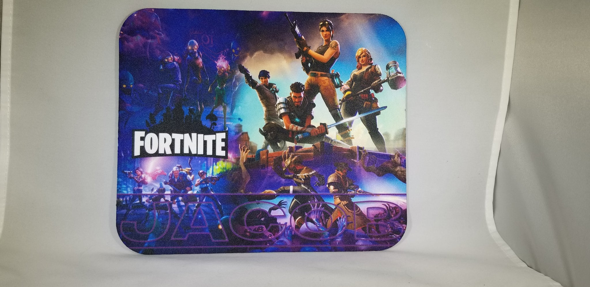 FORTNITE MOUSE PAD ONLY DESIGN